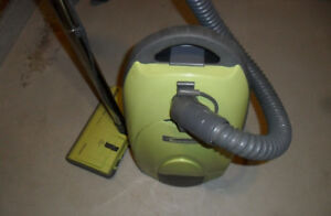 Kenmore  canister vacuum w/Power-Mate Compact 12 Amps