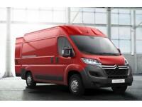 2017 CITROEN RELAY 2.0 BlueHDi H2 Van 130ps Enterprise