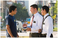 Meet with LDS Missionaries!