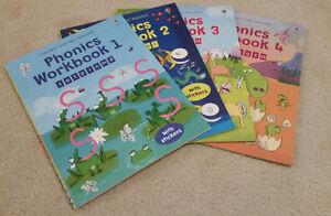 Usborne Phonics Books All 4 in series BRAND NEW Oakville / Halton Region Toronto (GTA) image 1
