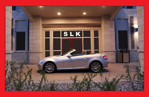 SLK 350 Mercedes-Benz SLK-Class Convertible HARDTOP BEAUTY