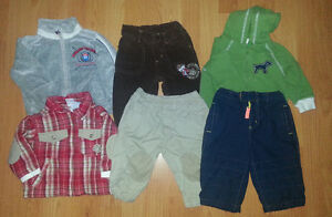6-12 Mths Baby Clothes (Take all 17 Pieces for $20)