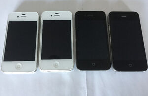 Apple iPhone 4S 16GB White or Black. Excellent Condition $60