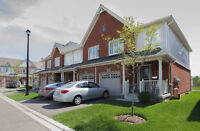 Available Now!  Beautiful 3 Bedroom End Unit Condo Townhouse