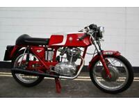 1970 Ducati 24 Horas Desmo 250cc - Very Original