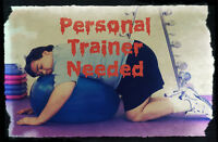 Looking for a Personal Trainer