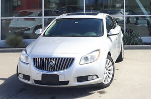 2011 Buick Regal CXL-T w/1SL Sedan