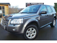 2010 LAND ROVER FREELANDER 2 TD4 GS AUTO - 7 SERVICES - BIG SPEC - AUTOMATIC