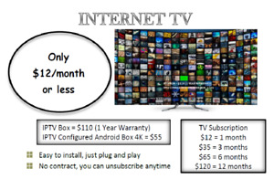 Internet TV, South Asian IPTV at an affordable price