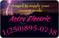 Journeyman Electrician Astro Electric Renovation Service