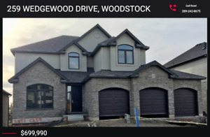 NEW 2 Storey LUXURY DETAHCED Home | 3 GARAGES - 60ft LOT