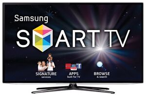 Samsung smart TVs and sound bars at the lowest prices