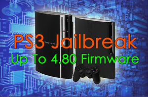 Playstation 3 Jailbreak Service 4.80 CFW NAND NOR