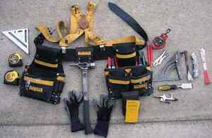 Roofing belt with out the tools  $30
