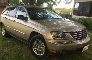 2004 CHRYSLER PACIFICA-AWD-LUXURY TOURING EDITION