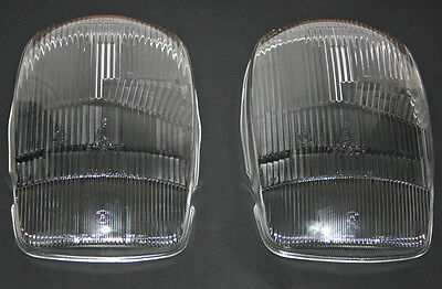 ORIGINAL BOSCH W113 PAGODE MERCEDES BENZ SL 2 HEADLIGHT LENSES BILUX 1305630005