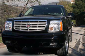 "LUXURY Cadillac ESCALADE SUV AWD 7SEATS LEATHER SUNROOF 20"" RIMS"
