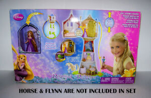 "Disney Princess Rapunzel Tower in ""Great Condition"""