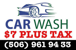 CHEAPEST CAR WASH IN GREATER MONCTON AREA