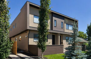 Contemporary, luxurious inner city town-home condo for sale!