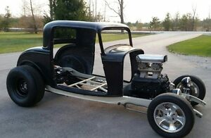 1932 3 Window Coupe Project