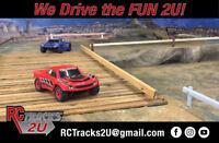 RC Tracks 2U