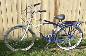 Vintage Schwinn  Five Speed Beach Cruiser Bike - Road Bicycle