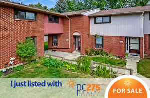 UPDATED SPACIOUS TOWNHOUSE IN GUELPH
