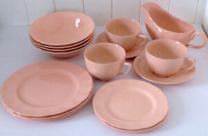 Antiquité1940 Collection Porcelaine Grindley Peach petal England