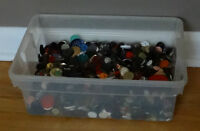 Lots of Vintage Buttons