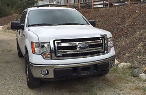 2013 Ford F-150 SuperCrew XLT 4X4 Pickup Truck