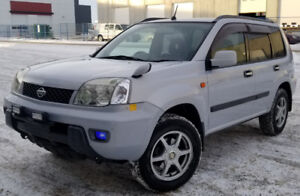 2002 Nissan X-trail 4x4 Japanese Import (RHD) PRICE REDUCED