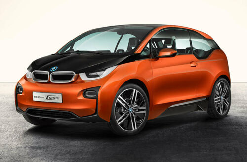 BMW i3 Electric Car Gains Popularity
