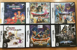 Hard to find DS Games for sale