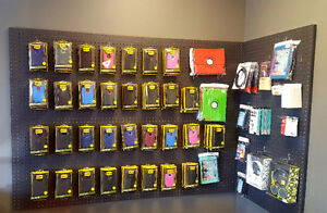 ASSORTED IPHONES/IPAD/SAMSUNG OUTTER CASES