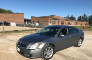 [FRESH SAFETY] 2007 Nissan Maxima SE - Fully loaded, mint cond.