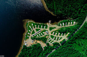 Camping: Seasonal RV Sites for Rent