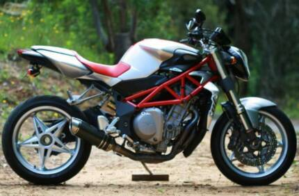 MV Agusta Brutale 910S 2007 Model Mount Victoria Blue Mountains Preview