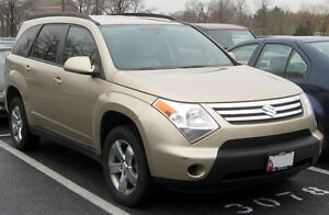 Need a big SUV? 2007 Suzuki XL7 Luxury SUV, Crossover