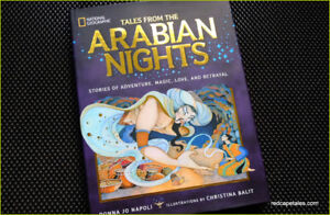 Tales From the Arabian Nights: Stories of Adventure, Magic, Love