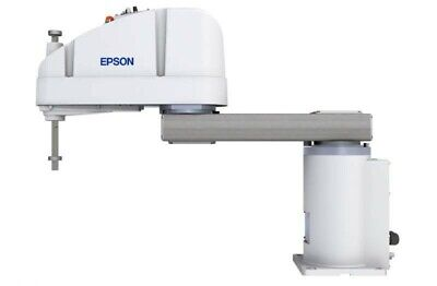 Epson Model Rg10-651st73 10 Kg Scara Robot Brand New In Box No Controller