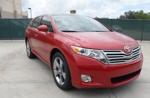 2010 Toyota Venza Premium Crossover with only 50km