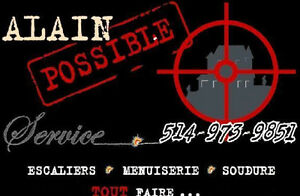 Projets ; Alain Possible Service