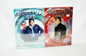 Quantum Leap: The Complete Third and Fourth Season (DVD)