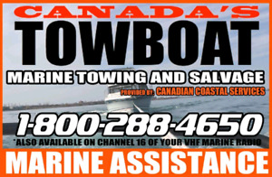 Free UNLIMITED Marine Towing