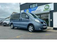 Renault Trafic WAV SL27dCi 115 Sport - wheelchair vehicle