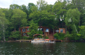 Lakefront 3-4 Season - Cottage for Sale