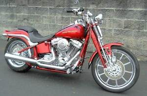 HARLEY DAVIDSON 2007 CVO Softail Springer !! Crib Point Mornington Peninsula Preview