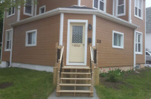 Downtown small 1 bedroom apartment everything included