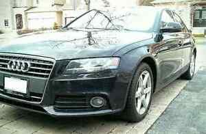 2009 Audi A4 Quattro premium